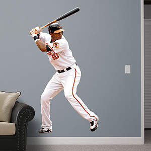 Adam Jones Fathead Wall Decal